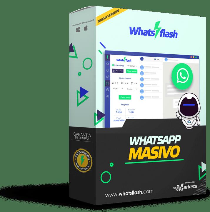whatsapp masivo